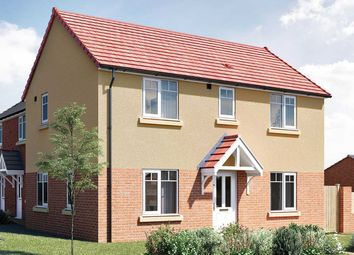 """Thumbnail 3 bed detached house for sale in """"The Mountford"""" at Douglas Crescent, Auckland Park, Bishop Auckland"""