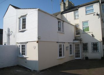 Thumbnail 1 bedroom cottage to rent in Sadler Street, Bognor Regis