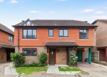 Thumbnail 4 bed detached house for sale in Swan Close, South Chailey, East Sussex