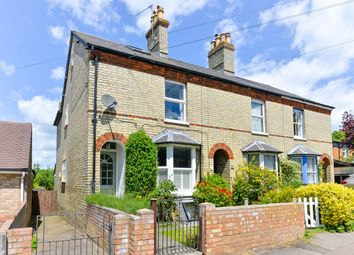Thumbnail 3 bedroom end terrace house for sale in Stamford Avenue, Royston