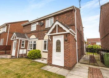 Thumbnail 2 bedroom semi-detached house for sale in Greenhow Close, Ryhope, Sunderland