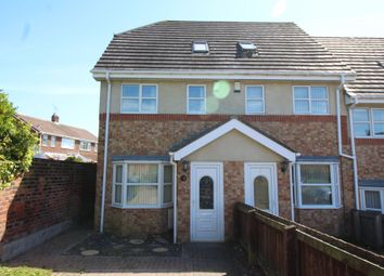 Thumbnail 4 bed terraced house for sale in Heatherlea Place, Washington