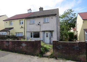 Thumbnail 3 bedroom semi-detached house for sale in 19 Latrigg Road, Whitehaven, Cumbria