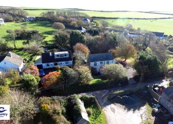 Thumbnail 5 bed detached bungalow for sale in Lansallos, Looe