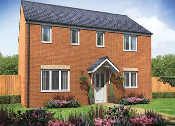 "Thumbnail 3 bed detached house for sale in ""The Clayton"" at Upton Drive, Off Princess Way, Burton Upon Trent"