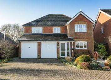 Thumbnail 5 bed detached house for sale in Heron Forstal Avenue, Hawkinge, Folkestone