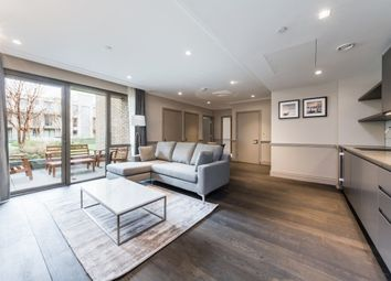 Thumbnail 2 bedroom flat to rent in Queens Wharf, Hammersmith