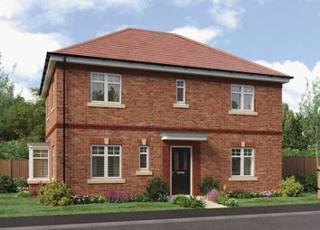 Thumbnail 4 bed detached house for sale in 'stevenson', Eyre View, Newbold Road