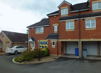 Thumbnail 4 bed town house for sale in Botham Grove, Tunstall, Stoke-On-Trent