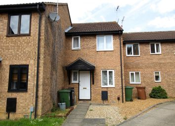 Thumbnail 2 bed terraced house to rent in Hadrians Court, Peterborough