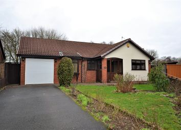 Thumbnail 2 bedroom detached bungalow for sale in Newburn Grove, Trentham, Stoke-On-Trent