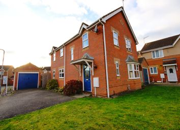 Thumbnail 4 bed detached house to rent in Mallard Court, North Hykeham, Lincoln