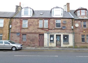 Thumbnail 1 bed flat for sale in Cassillis Road, Maybole