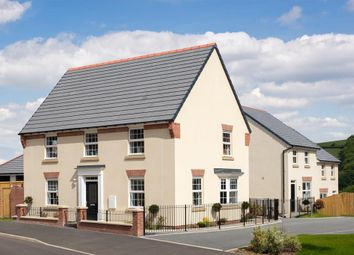 "Thumbnail 4 bedroom detached house for sale in ""Cornell"" at Northfield Lane, Barnstaple"