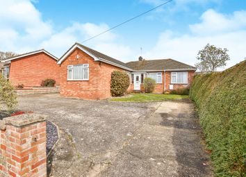 Thumbnail 2 bedroom detached bungalow for sale in Victoria Road, Taverham, Norwich