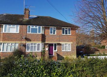Thumbnail 2 bedroom maisonette for sale in Oakwood Road, Horley, Surrey, United Kingdom