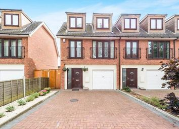 Thumbnail 3 bed end terrace house for sale in Camborne Avenue, Harold Hill, Romford