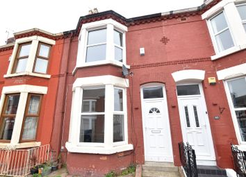 Thumbnail Terraced house for sale in Lugard Road, Aigburth, Liverpool