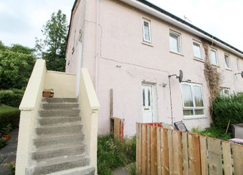Thumbnail 1 bed flat for sale in Montrose Street, Clydebank, West Dunbartonshire