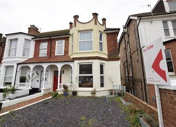 Thumbnail 6 bed end terrace house for sale in Jameson Road, Bexhill-On-Sea, East Sussex