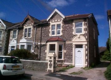 Thumbnail 3 bed flat to rent in Jubilee Road, Weston-Super-Mare