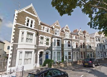 Thumbnail 2 bedroom flat to rent in St Johns Crescent, Canton, Cardiff