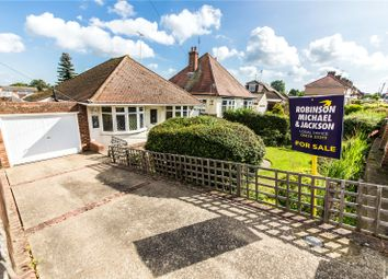 Thumbnail 3 bedroom detached bungalow for sale in Chalk Road, Gravesend, Kent