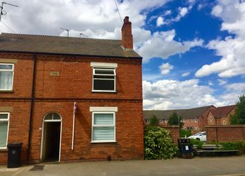 Thumbnail 3 bed end terrace house for sale in Springfield Road, Grantham
