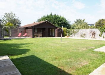 Thumbnail 5 bed detached bungalow for sale in Bridgwater Road, Taunton