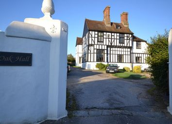 Oak Hall, Chantry Road, Bishop's Stortford CM23. 2 bed flat