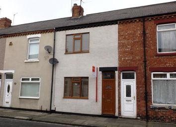 Thumbnail 2 bed terraced house for sale in Lewes Road, Darlington, County Durham