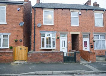 Thumbnail 3 bed end terrace house for sale in Grove Street, Hasland, Chesterfield