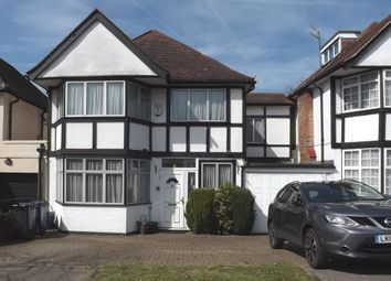 Thumbnail 4 bed detached house for sale in Broadfields Avenue, Edgware