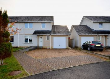 Thumbnail 3 bed semi-detached house for sale in 26 Old Bar Road, Nairn