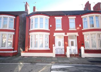 Thumbnail 4 bed semi-detached house to rent in Hampstead Road, Wallasey, Merseyside