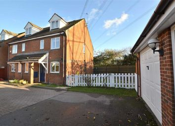 Thumbnail 3 bed semi-detached house for sale in Calder Way, Great Ashby, Stevenage, Herts