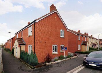 Thumbnail 4 bed detached house for sale in De Salis Park, West Wick, Weston-Super-Mare