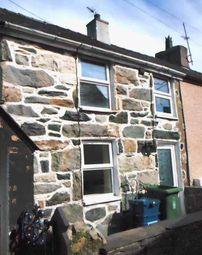 Thumbnail 2 bed terraced house to rent in Post Office Row, Bethel, Caernarfon