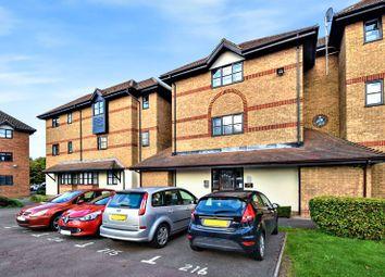 Thumbnail 2 bed flat for sale in Clifton Walk, Dartford, Kent