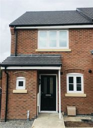 Thumbnail 2 bed terraced house for sale in Whitley Way, Sapcote, Leicestershire