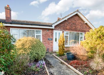 Thumbnail 2 bed terraced bungalow for sale in Upper Rose Lane, Palgrave, Diss