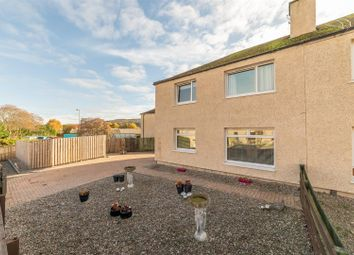 Thumbnail 3 bed semi-detached house for sale in St. Magdalenes Road, Craigie, Perth