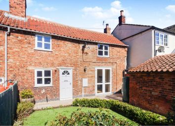 Thumbnail 3 bed terraced house for sale in High Street, North Scarle