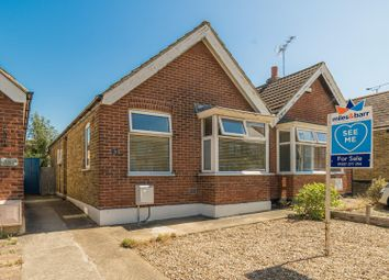 Thumbnail 2 bed semi-detached bungalow for sale in Baliol Road, Tankerton, Whitstable