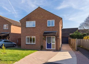 Thumbnail 4 bed detached house for sale in Pykes Close, Abingdon