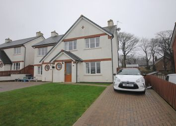 Thumbnail 3 bed semi-detached house for sale in Foxglove Close, Abbeyfields, Douglas, Isle Of Man