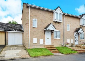 Thumbnail 2 bed end terrace house for sale in Locksgreen Crescent, Haydon Wick, Swindon, Wiltshire