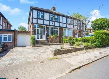 Thumbnail 4 bedroom semi-detached house for sale in Springfield Gardens, Colindale, London, Uk