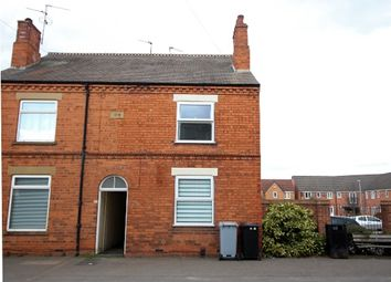 Thumbnail 3 bed end terrace house to rent in Springfield Road, Grantham