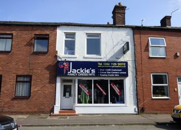 Thumbnail 3 bedroom terraced house for sale in Cross Lane, Radcliffe, Manchester